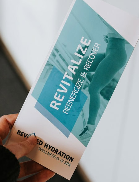 revitalize leaflet